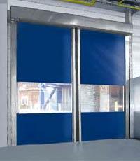 Скоростные ворота Hormann серии H 5020 для наружного применения.