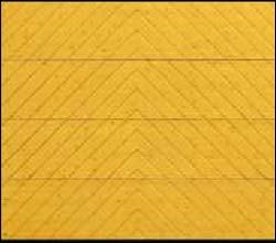 Деревянные секционные ворота Hormann LTH 40 серии Design мотив 401