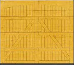 Деревянные секционные ворота Hormann LTH 40 серии Design мотив 405