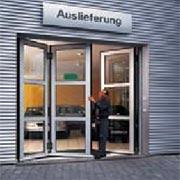 Складные ворота Hormann AFN/AFW