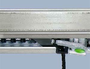 Электро приводы ворот Hormann: аварийный разблокиратор привода ворот.