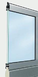 Панели секционных ворот Hormann APU 40