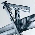 Подвеска ходовых шин секционных ворот Hormann