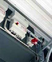 Иппульсный блок управления секционных ворот Hormann compact.