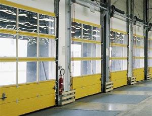 Секционные ворота Hormann для промышленных объектов