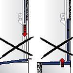 Взаимная блокировка ворота-перегрузочный мост доклевеллер с помощью функции деблокировки доклевеллеров и ворот