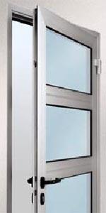 Боковая дверь к секционным воротам Hormann промышленного применения