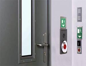 Противопожарные двери Hormann (Херман): дополнительные принадлежности.