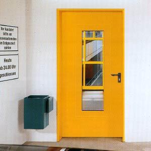Противопожарные двери Hormann (Херман)  серии HG 27 одностворчатые T90-1