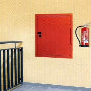 Противопожарные двери Hormann (Херман)  серии SH 9 одностворчатые T90-1