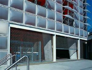 Рулонные решетки Hormann HG-S - сталь
