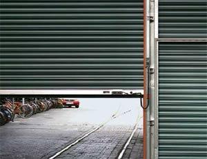 Рулонные ворота Hormann из профиля HR 120
