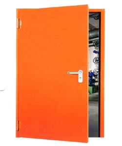 Противопожарные двери Hormann (Херман)  серии HRUS 30 С-1 внешний вид