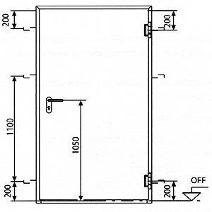 Противопожарные двери Hormann (Херман)  серии HRUS 30 С-1 общий вид