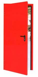 Противопожарные двери Hormann (Херман)  серии HRUS 60 С-1 внешний вид
