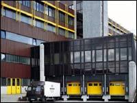 Секционные ворота Hormann серии ISO-S (compact)