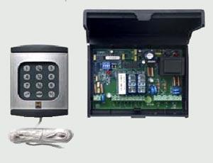 Автоматика для ворот Hormann (Херман): Кодовая клавиатура CTR 3 с декодером для ворот Hormann (Херман)