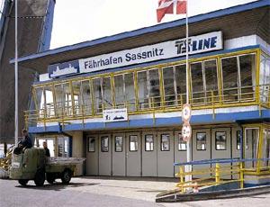 Складные ворота Hormann KSP