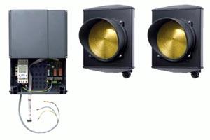 Присоединительные устройства (светофоры) для секционных ворот Hormann