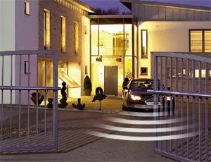 Электро приводы ворот Hormann серии DTH 700 для распашных ворот