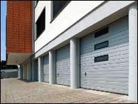 Секционные гаражные ворота Hormann серии LPU, LTE (гофр тип S)