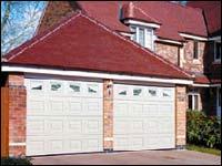 Секционные гаражные ворота Hormann серии EPU, LTE (кассета тип S)