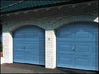 Секционные гаражные ворота Hormann серии LPU, LTE (кассета тип M)