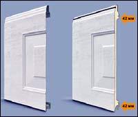 Панели секционных ворот Hormann кассета типа S