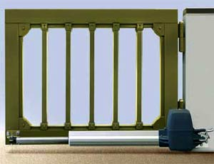 Электро приводы ворот HORMANN RotaMatic распашные