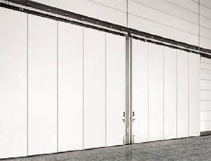 Ангарные откатные ворота Hormann серии KSP из стали