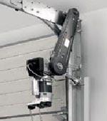 Привод ворот Hormann WA 400 с ручным цепным редуктором