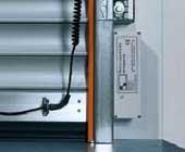 Электромагнитная блокировка рулонных ворот Hormann