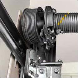 Техника торсионных пружин со встроенным устройством защиты от обрыва пружин Hormann