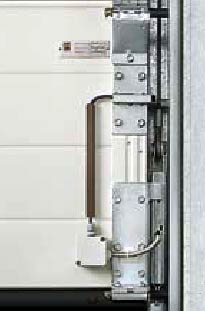 Серийное устройство защиты скоростных ворот Hormann