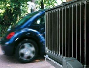 Электро приводы ворот Hormann серии STA 220 для откатных ворот