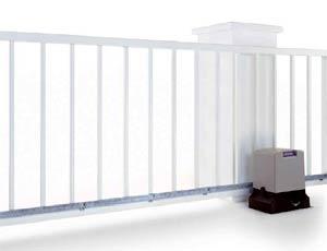 Электро приводы ворот Hormann серии STA 90 для откатных ворот